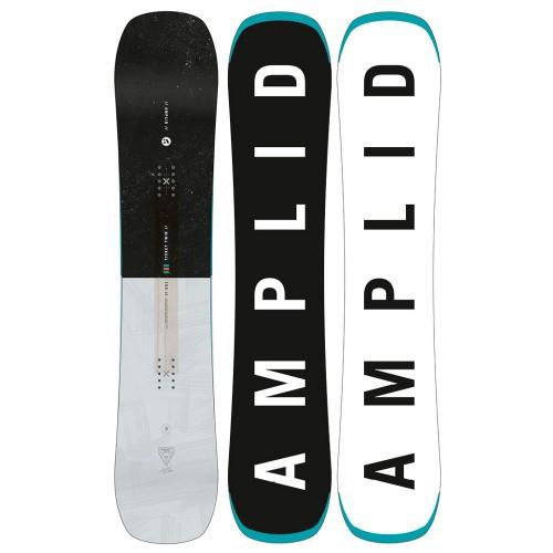 Сноуборд мужской Amplid The Ticket Twin 20/21