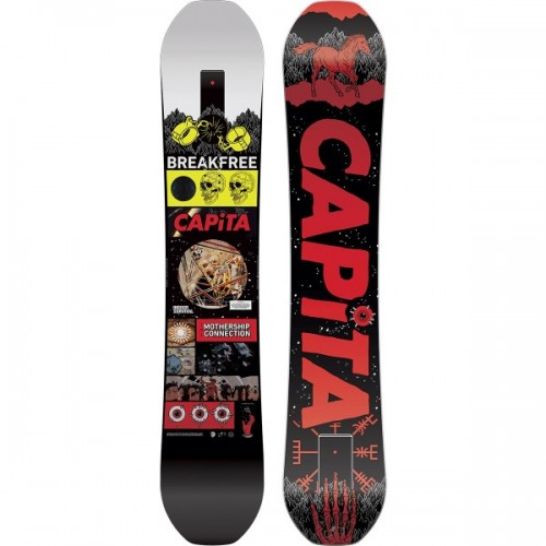 Сноуборд Capita Indoor Survival 16/17