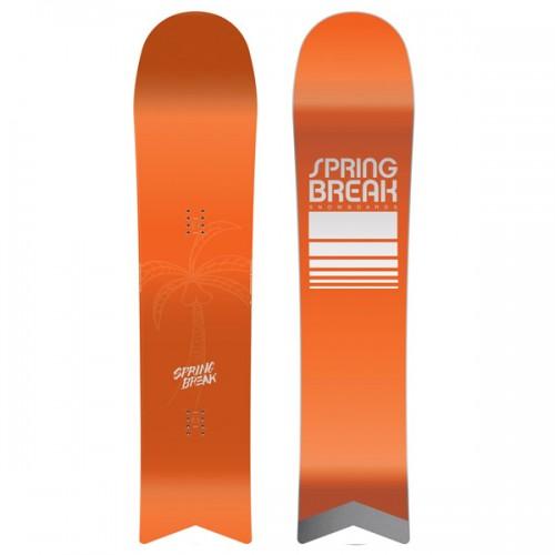 Сноуборд для фрирайда Capita Spring Break Slush Slasher 16/17