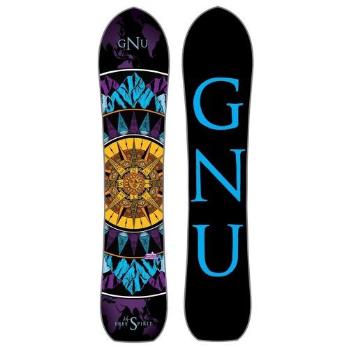Сноуборд GNU Free Spirit 17/18