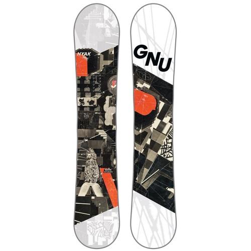 Сноуборд GNU Hyak 17/18