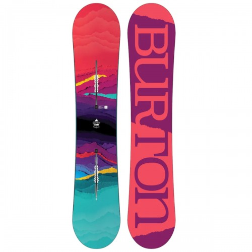 Сноуборд Burton Feelgood Flying V 17/18