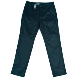 INI Chino Summer Pant S15, black
