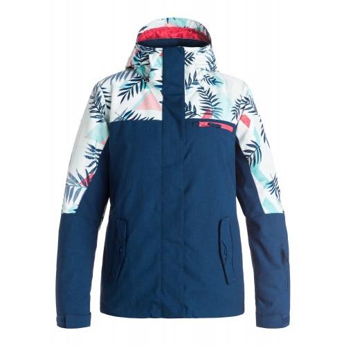 Куртка для сноуборда женская Roxy Jetty Block 16/17, bright white