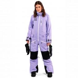 Cool Zone Womens Kite 18/19, фиолет/меланж