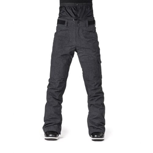 Штаны для сноуборда женские Horsefeathers Womens Eve Pants Space Black