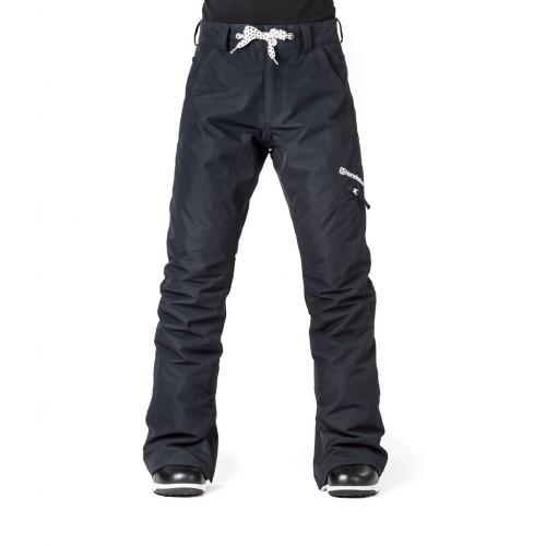 Штаны для сноуборда женские Horsefeathers Womens Rey Pants 18/19, black