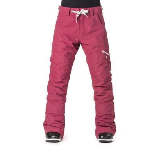 Штаны для сноуборда женские Horsefeathers Womens Rey Pants 18/19, sangria