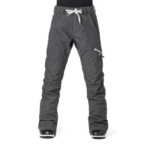 Штаны для сноуборда женские Horsefeathers Womens Rey Pants Shadow Melange