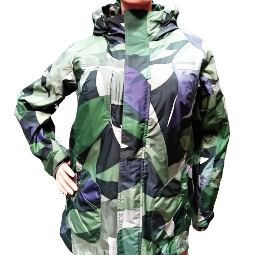 Куртка женская для сноуборда Eleven Towe Jacket Dark Forest