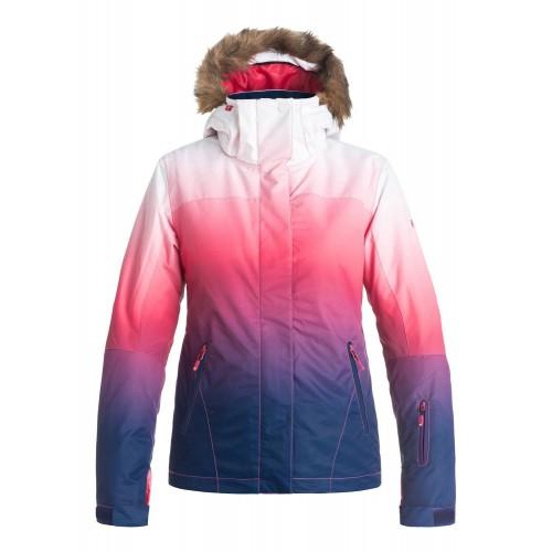 Куртка для сноуборда женская Roxy Jet Ski Gradient 16/17, gradient paradise