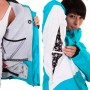 Куртка для сноуборда женская Zimtstern Snowy, fuchsia/white