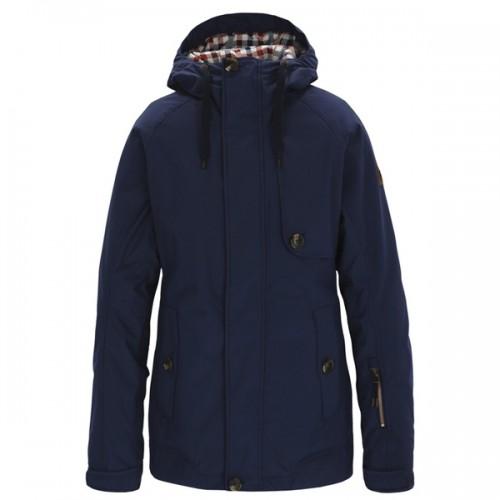 Куртка для сноуборда женская Zimtstern Belle, navy