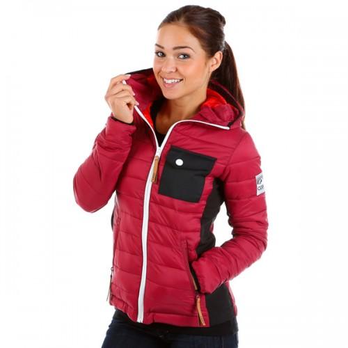 Куртка-подстежка женская CLWR Cub Jacket 15/16, burgundy