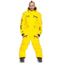 Cool Zone Mens Suit 16/17, желтый