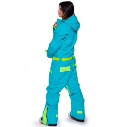 Cool Zone Womens Suit 16/17, бирюза
