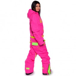 Cool Zone Womens Suit 16/17, цикламен