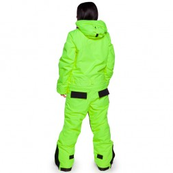Cool Zone Womens Suit 16/17, салатовый