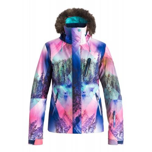 Куртка для сноуборда женская Roxy Jet Ski Premium 16/17, mystic