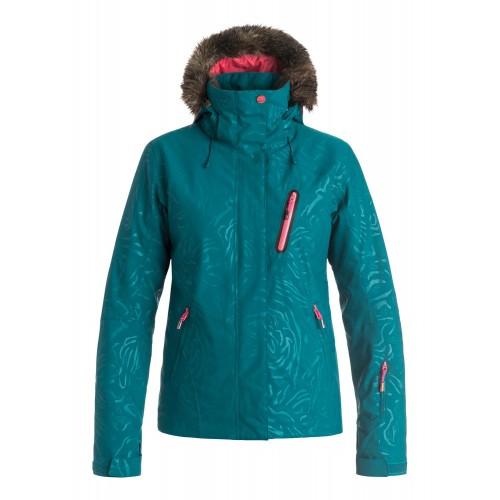 Куртка для сноуборда женская Roxy Jet Ski Premium 16/17, legion blue