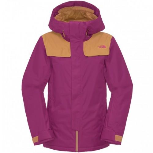 Куртка North Face Degadon wms Jacket 13/14, purple/brown