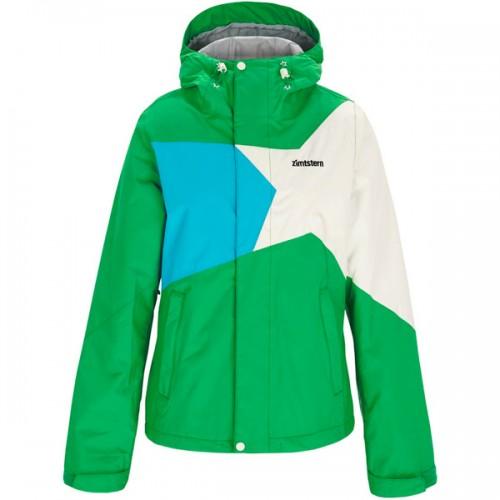 Куртка Zimtstern Zania, green