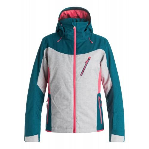 Куртка для сноуборда женская Roxy Sassy 16/17, legion blue