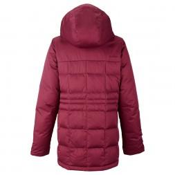 Burton Ayers Jacket 14/15, sangria